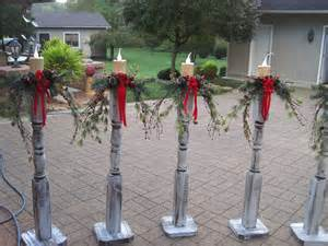 christmas lamp post christmas decorating pinterest