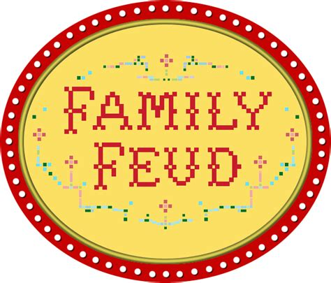 Family Feud Logo 1976 By Wheelgenius On Deviantart Family Feud