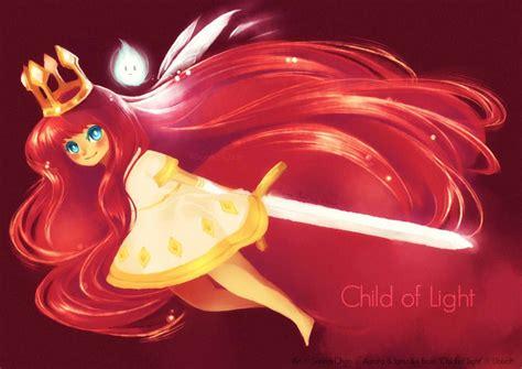 Child Of Light by Fanart Child Of Light By Sorina Chan On Deviantart
