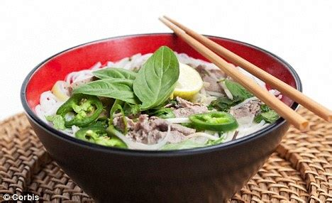 forget fry ups for a hangover: noodle soup is the best