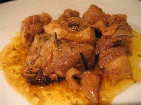 recetas de cocina manchega caldereta de cordero manchega mis recetas caseras