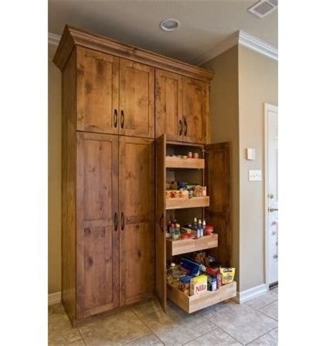 Pantry Cabinet With Drawers by Great Pantry Shelves Drawers Home Ideas Things To Try