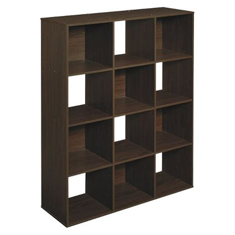 Closetmaid 12 Shelf Closetmaid Cubeicals 12 Cube Organizer Shelf E Target
