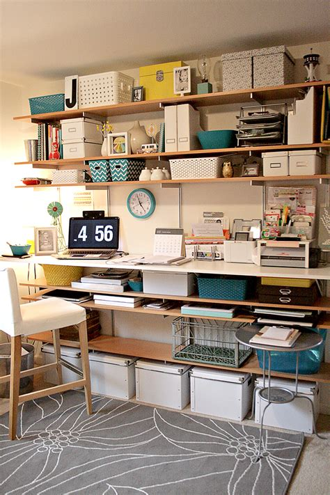 8 Design Tips For Standing Desks That Are Versatile Enough Standing Desk Shelf