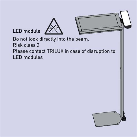 Lu Sein Led photo biological safety