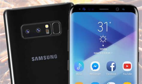 f samsung release date samsung galaxy s9 leaks reveal new details ahead of uk release date express co uk