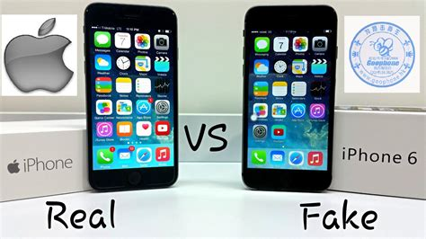 How To Search Email On Iphone 6 Iphone 6 Vs Goophone I6 V2 Iphone 6 Clone System Comparison