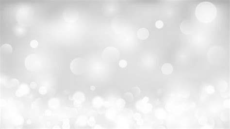 white bokeh effect background vector vector background