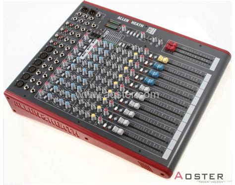 Mixer Allen Heath China allen heath zed 12fx aaaa rate china manufacturer