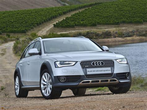 Audi A4 B8 2 0 Tdi Quattro by Audi A4 Allroad 2 0 Tdi Quattro Za Spec B8 8k 2012