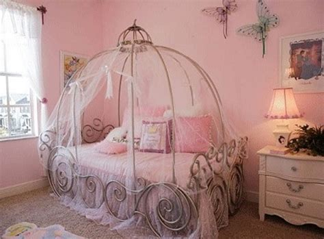 cool carriage beds   girls kidsomania
