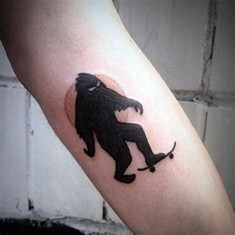 bigfoot silva tattoo real bigfoot pictures pictures to pin on