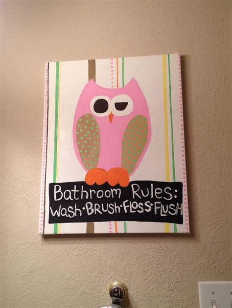 Owl Bathroom Decor 25 Best Ideas About Owl Bathroom Decor On Pinterest Kid Friendly Bathroom Design Kid