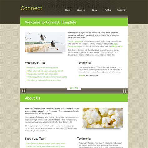free html5 templates for dreamweaver 100 45 best free dreamweaver templates 45 css