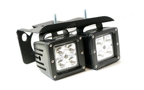 2010 chevy silverado lights chevrolet silverado high power cree led bumper light work l