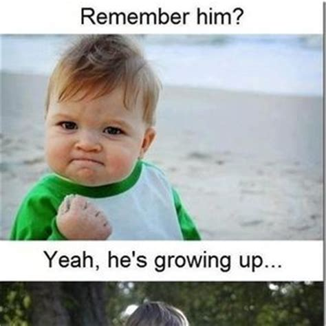 Yes Baby Meme - meme baby grown up image memes at relatably com