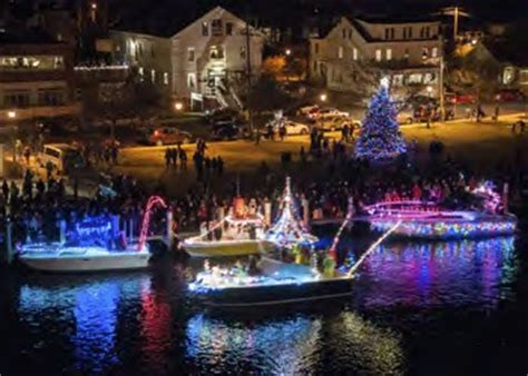 mystic boat parade 2016 holiday events planner windcheck magazine