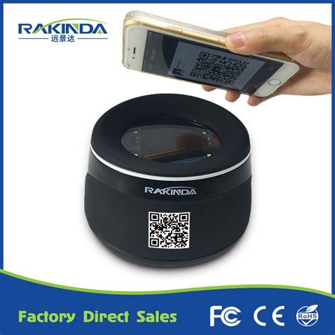 aliexpress qr code rakinda new arrival rd4100 desktop mobile barcode scanner
