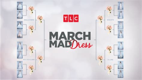 Say Yes To The Dress Sweepstakes - 2017 tlc march mad dress giveaway tlc com marchmaddress