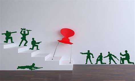 soldier wall stickers soldier wall stickers by parkins interiors