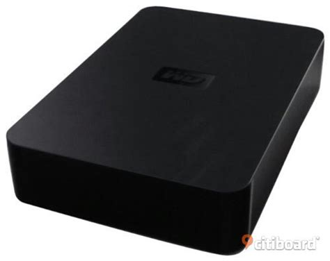 Harddisk Wd Element 1tb wd elements 1 tb usb 2 0 extern h 229 rddisk v 228 xj 246 citiboard