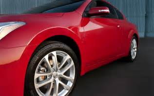 Nissan Altima Coupe Rims 2012 Nissan Altima Front Wheels Photo 7