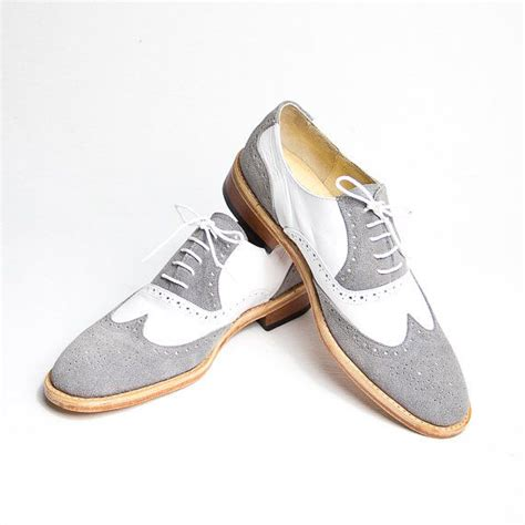 the best s shoes and footwear grey and white oxford