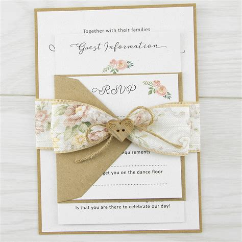 beatice parcel wedding invitation invitation wedding invites