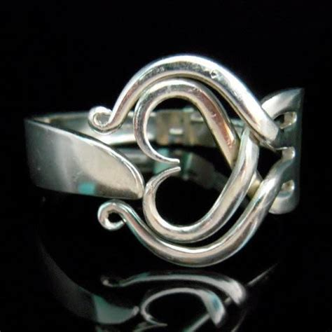 diy fork ring 73 best silverware crafts images on silverware