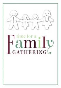free family reunion invitations templates 25 best family reunion invitations ideas on