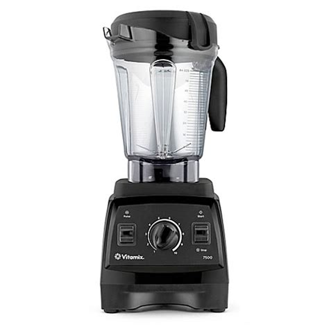 vitamix bed bath and beyond vitamix 174 7500 low profile blender bed bath beyond