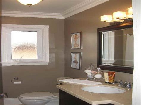 Small Bathroom Paint Color Ideas Pictures by Indoor Taupe Paint Colors For Interior Bathroom