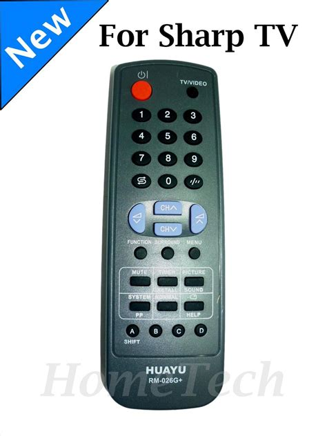Remot Tv Sharp Lcdledtabung 5 crt rca tv remote fo end 10 23 2018 5 15 pm myt