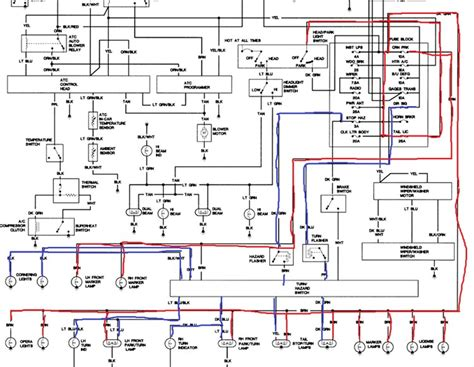 fleetwood bounder electrical diagram wiring diagram with