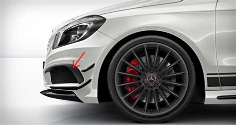 Dop Roda Wheel Cap Velg Center Mercedes Amg Af mercedes tuning mercedes tuning a klasse w176 mercedes styling spoiler zubeh 246 r