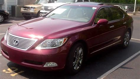 tv ls for sale 2008 lexus ls460 for sale youtube