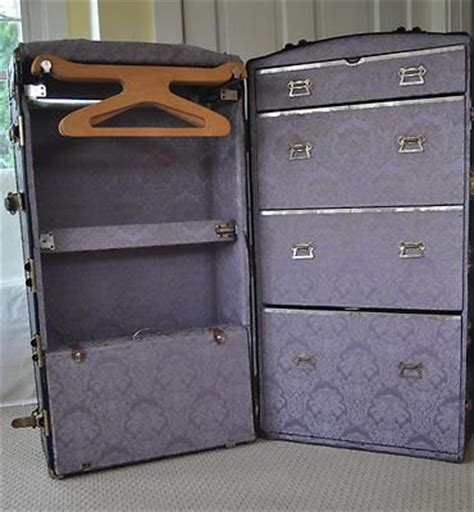 super suitcase with drawers 17 best images about the department of steamer trunk