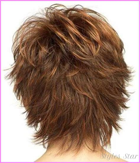 womens hair cut with curls at back of head 95 short curly haircuts for women front and back view