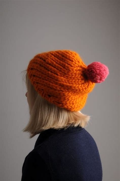Subtle Version Of The Pom Pom Hat by 1000 Images About Knitting On Fair Isles