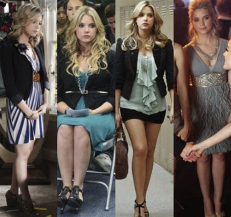 Pll Wardrobe by Pretty Liars Style Guide Look Like Your Fave Pll