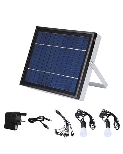 Outdoor Solar Lighting System Generic Solar Lighting System Light For Indoor Outdoor Use