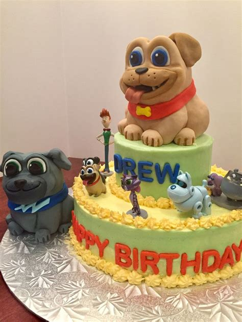 puppy pals birthday supplies best 25 bone cake ideas on bday cake paw patrol birthday and paw