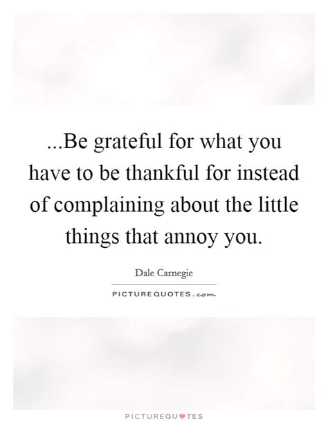 Be Grateful For The Little Things Don T Overthink A Lot - thankful for you quotes sayings thankful for you
