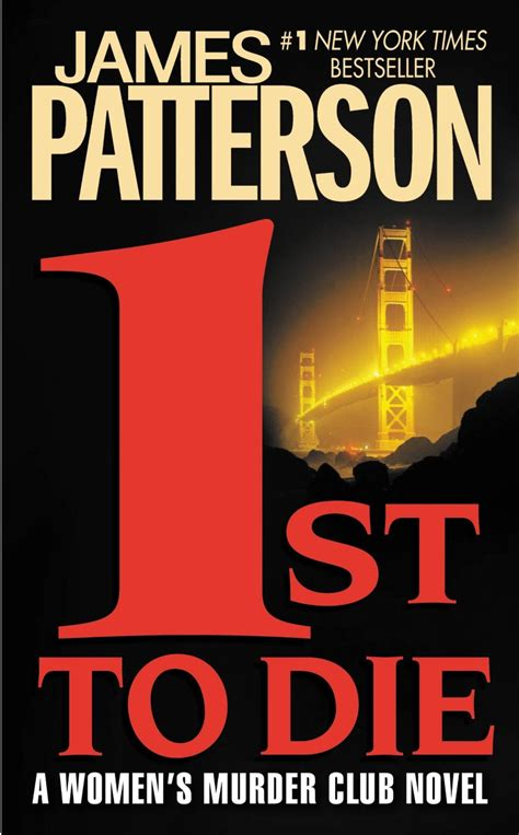 james patterson books james patterson 1st to die