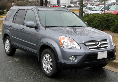 2006 honda crv pin crv 2006 on