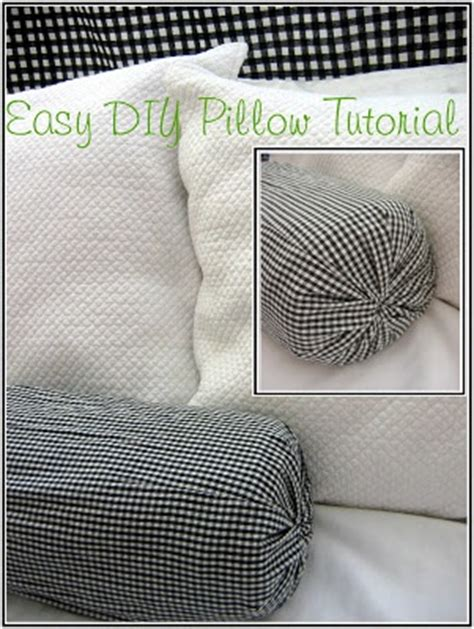 No Sew Bolster Pillow by 17 Best Images About Bolster Pillows On Paper