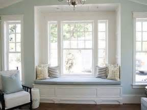 Window Seat Decorating Ideas - window seat cushions casual cottage