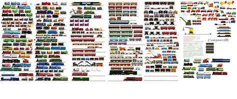 Big List big a sprite list by 03garyjohnson on deviantart