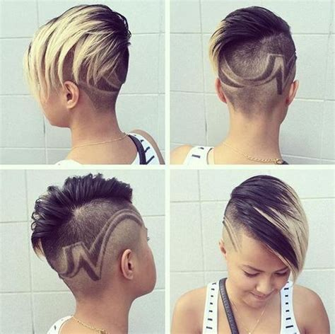 long top short sides hairstyles for women 35 short punk hairstyles to rock your fantasy