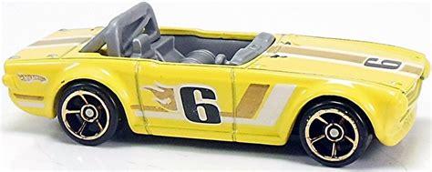 F 174 Wheels Fte Triumph Tr 6 Yellow K Mart Exclusives triumph tr6 68mm 2009 wheels newsletter